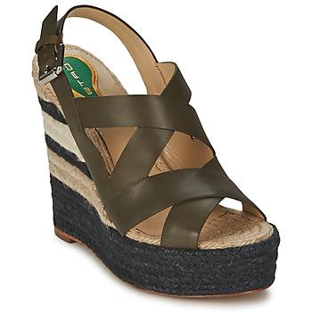 kengät Naiset Sandaalit ja avokkaat Etro 3948 Brown
