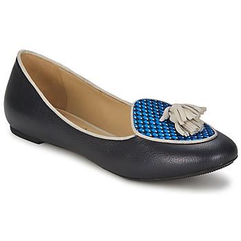 kengät Naiset Balleriinat Etro 3922 Blue