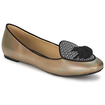 kengät Naiset Balleriinat Etro 3922 Gold