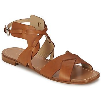 kengät Naiset Sandaalit ja avokkaat Etro 3947 Brown