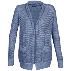 vaatteet Naiset Neuleet / Villatakit Marc O'Polo LEROY Blue