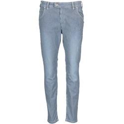 vaatteet Naiset Suorat farkut Marc O'Polo LAUREL Blue / White