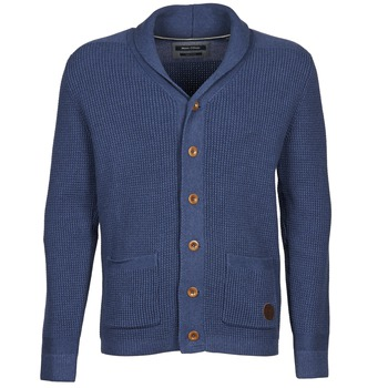 vaatteet Miehet Neuleet / Villatakit Marc O'Polo RAMUN Blue