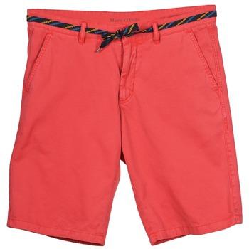 vaatteet Miehet Shortsit / Bermuda-shortsit Marc O'Polo WACIM Corail