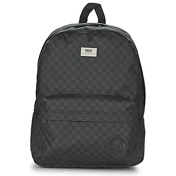 laukut Reput Vans OLD SKOOL II BACKPACK Black / Grey
