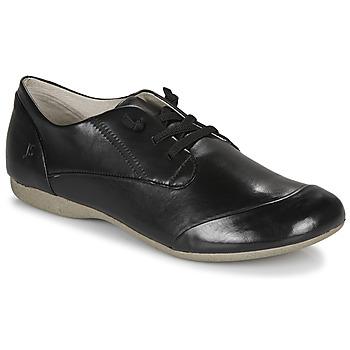 kengät Naiset Derby-kengät Josef Seibel FIONA 01 Black