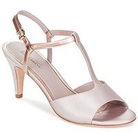 kengät Naiset Sandaalit ja avokkaat Luciano Barachini SPINETE BEIGE / Pink