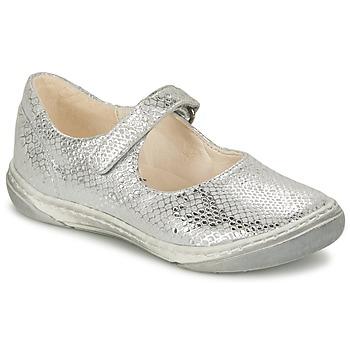 kengät Tytöt Balleriinat Shoo Pom MILA BABY Argenté