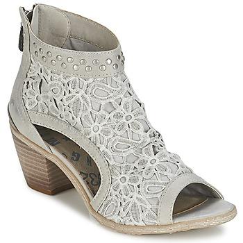 kengät Naiset Sandaalit ja avokkaat Mustang MAIJA Grey