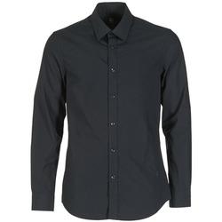 vaatteet Miehet Pitkähihainen paitapusero G-Star Raw CORE Black