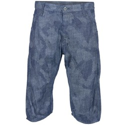 vaatteet Miehet Shortsit / Bermuda-shortsit G-Star Raw ARC 3D TAPERED 1/3 Blue