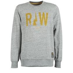 vaatteet Miehet Svetari G-Star Raw RIGHTREGE R SW L/S Grey