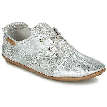 kengät Naiset Derby-kengät Pataugas SWING/CA Argenté