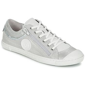 kengät Naiset Matalavartiset tennarit Pataugas BISK Grey