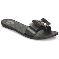 kengät Naiset Sandaalit Zaxy LIFE SLIDE Black