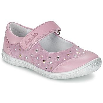 kengät Tytöt Balleriinat Acebo's DARKA Pink