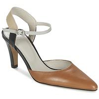 kengät Naiset Sandaalit ja avokkaat Perlato ANTELLA Cognac