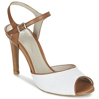 kengät Naiset Sandaalit ja avokkaat Perlato PINEDA White