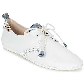 kengät Naiset Derby-kengät Pikolinos CALABRIA 917 White