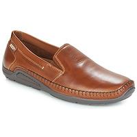 kengät Miehet Mokkasiinit Pikolinos AZORES Brown