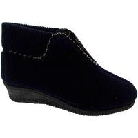 kengät Naiset Nilkkurit Davema DAV558bl blu