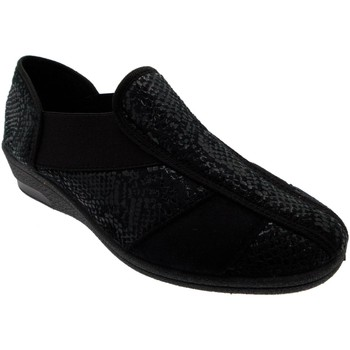 kengät Naiset Tossut Davema DAV7556NE nero