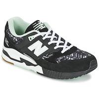 kengät Naiset Matalavartiset tennarit New Balance W530 Black / White