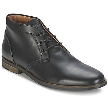 kengät Miehet Bootsit Schmoove DIRTY DANDY Black