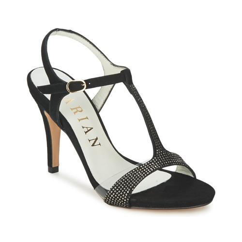 kengät Naiset Sandaalit ja avokkaat Marian ANTE FINO Black