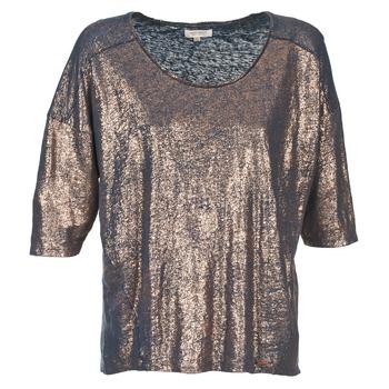 vaatteet Naiset Lyhythihainen t-paita Miss Sixty FOX Laivastonsininen / Gold