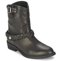 kengät Naiset Bootsit Jonak LAMARIO Musta