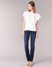 vaatteet Naiset Suorat farkut Pepe jeans GEN Blue