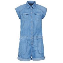 vaatteet Naiset Jumpsuits / Haalarit Pepe jeans IVY Farkku