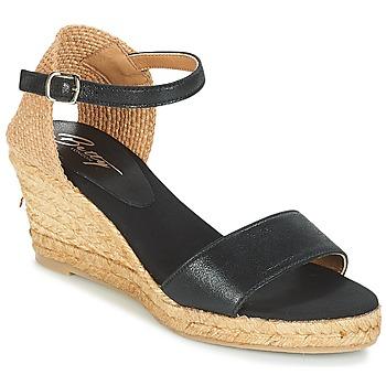 kengät Naiset Sandaalit ja avokkaat Betty London ANTE Black