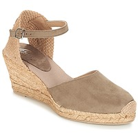 kengät Naiset Sandaalit ja avokkaat Betty London TECHNO TAUPE