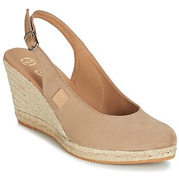 kengät Naiset Sandaalit ja avokkaat Betty London TECHNO Beige