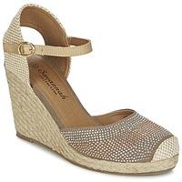 kengät Naiset Sandaalit ja avokkaat Spot on BERZI TAUPE