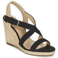 kengät Naiset Sandaalit ja avokkaat Jonak AQUAL Black