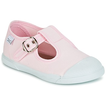 kengät Tytöt Balleriinat Citrouille et Compagnie RISETTE JANE Pink