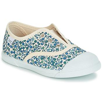 kengät Tytöt Matalavartiset tennarit Citrouille et Compagnie RIVIALELLE Blue / Multicolour