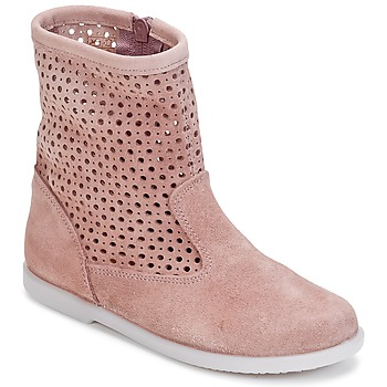 kengät Tytöt Bootsit Citrouille et Compagnie BOREAL Pink