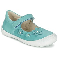 kengät Tytöt Balleriinat Citrouille et Compagnie MELINA BIS Blue