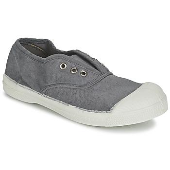 kengät Lapset Matalavartiset tennarit Bensimon TENNIS ELLY Grey