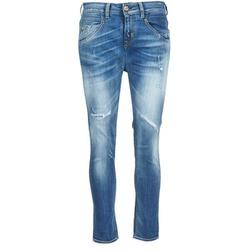 vaatteet Naiset Suorat farkut Meltin'pot LEIA Blue / CLAIR