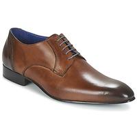 kengät Miehet Derby-kengät Carlington EMRONE Ruskea