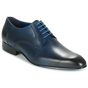 kengät Miehet Derby-kengät Carlington EMRONE Laivastonsininen