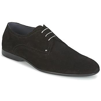 kengät Miehet Derby-kengät Carlington EMILAN Musta