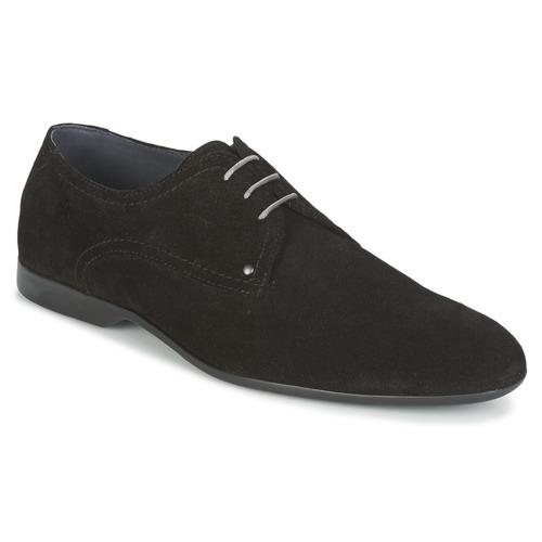 kengät Miehet Derby-kengät Carlington EMILAN Black
