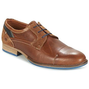 kengät Miehet Derby-kengät Carlington ENDRI CAMEL