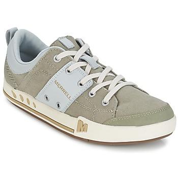 kengät Naiset Matalavartiset tennarit Merrell RANT Grey